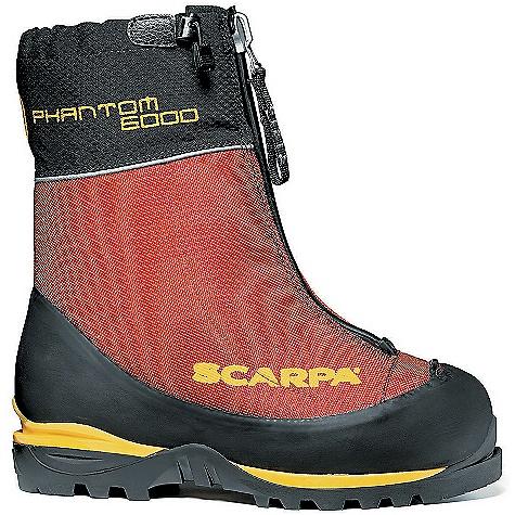 317fc5c8104 Como ejemplo de bota B3 de High Mountain con polaina corta y con botín, el  modelo Phantom 6000 de Scarpa