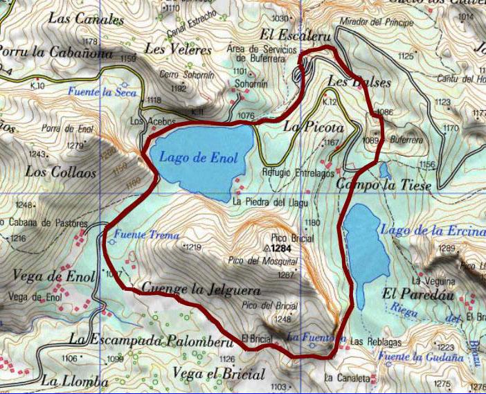 Pr Pnpe 2 Lagos De Covadonga